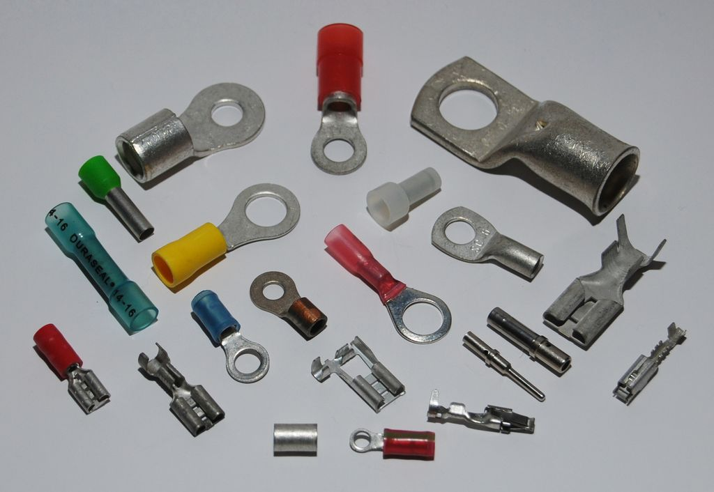 crimp connectors rh connectortips com wire crimp connectors wire crimp connector types